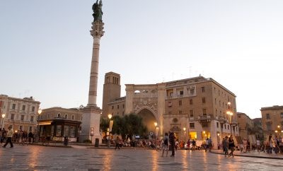 Lecce, the Baroque capital