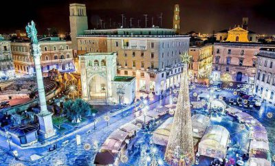 CHRISTMAS MARKETS IN PUGLIA