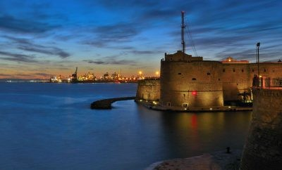 Taranto the city of the two seas