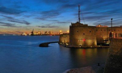 Taranto the city of the two seas