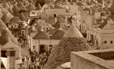 The Heart of Alberobello